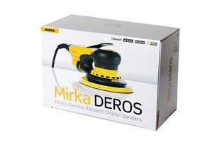 MIRKA DEROS 650CV 150mm 5,0 orbit